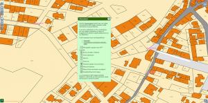 Servizo gratuito online di consultazione mappe catastali