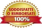 Garanzia100x100 soddisfatti o rimborsati - Topoprogram